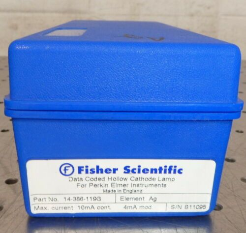 R176507 Fisher Scientific Ag 14-386-119G Hollow Ca