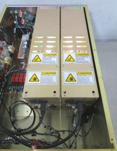 C172195 KLA-Tencor Dual Lamp Illuminator 200W Ligh