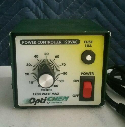 Optichem 1200W Power Controller,10A CG-15005-01 w/