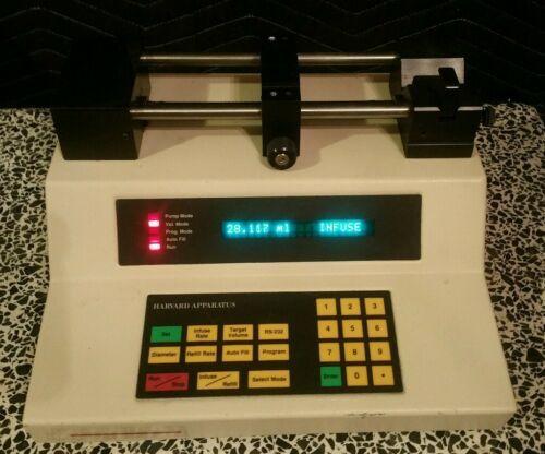 Harvard Apparatus 44 Programmable Syringe Pump 55-