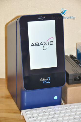 ABAXIS VETSCAN VS2 VETERINARY CHEMISTRY BLOOD ANAL