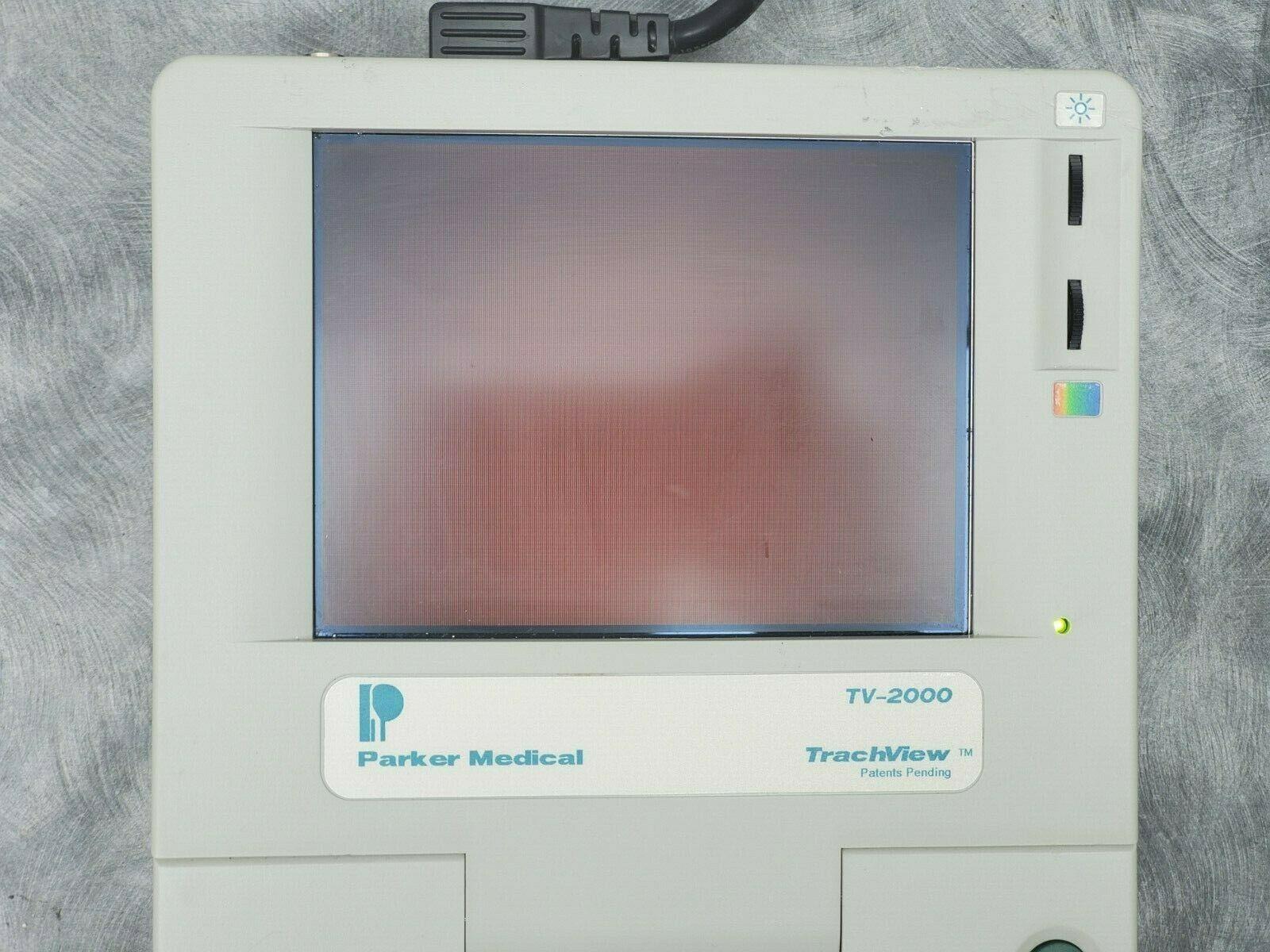 Parker Medical TrachView TV-2000 Intubating Videos