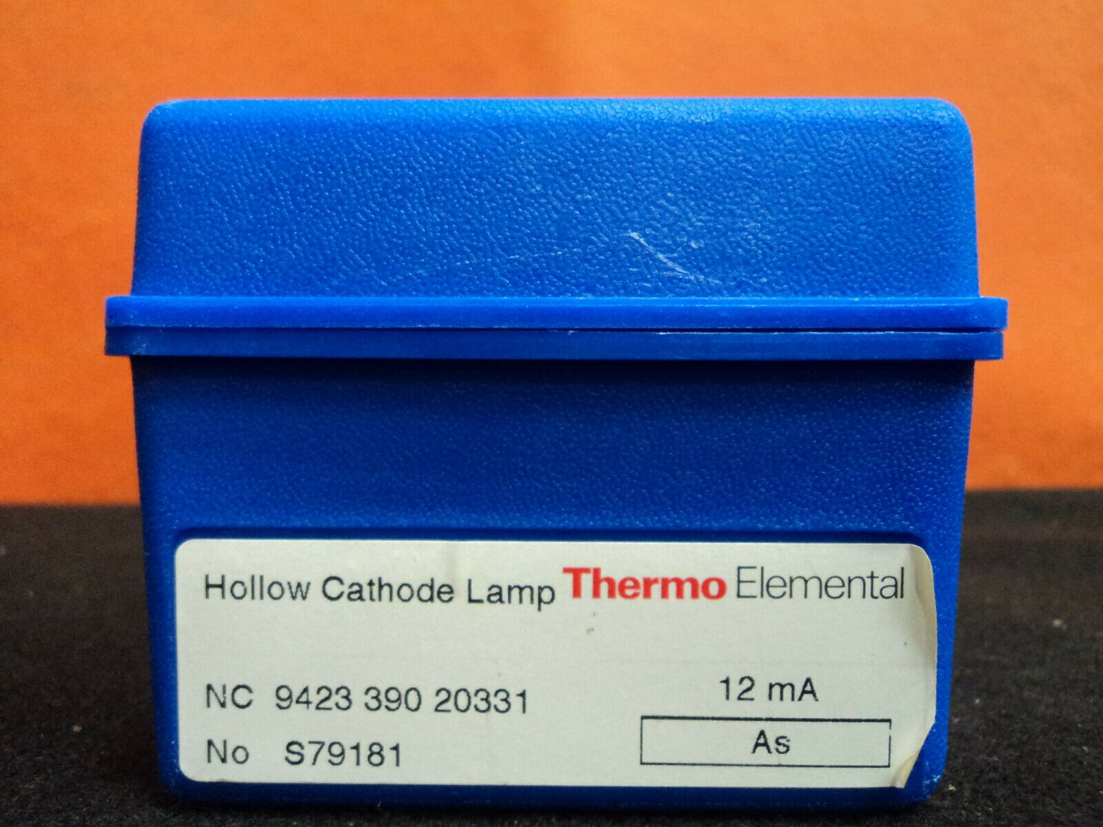 Thermo, TJA, Fisher Hollow Cathode Lamps As Mo Al