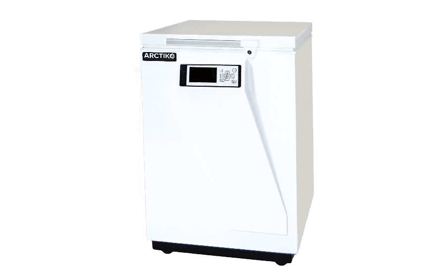 Compact Chest Ultra Low Temperature Freezer -80