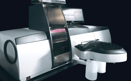 NEW HIGH PERFORMANCE Azzota AAS ATOMIC ABSORPTION SPECTROMETER, FLAME/GRAPHITE FURNACE