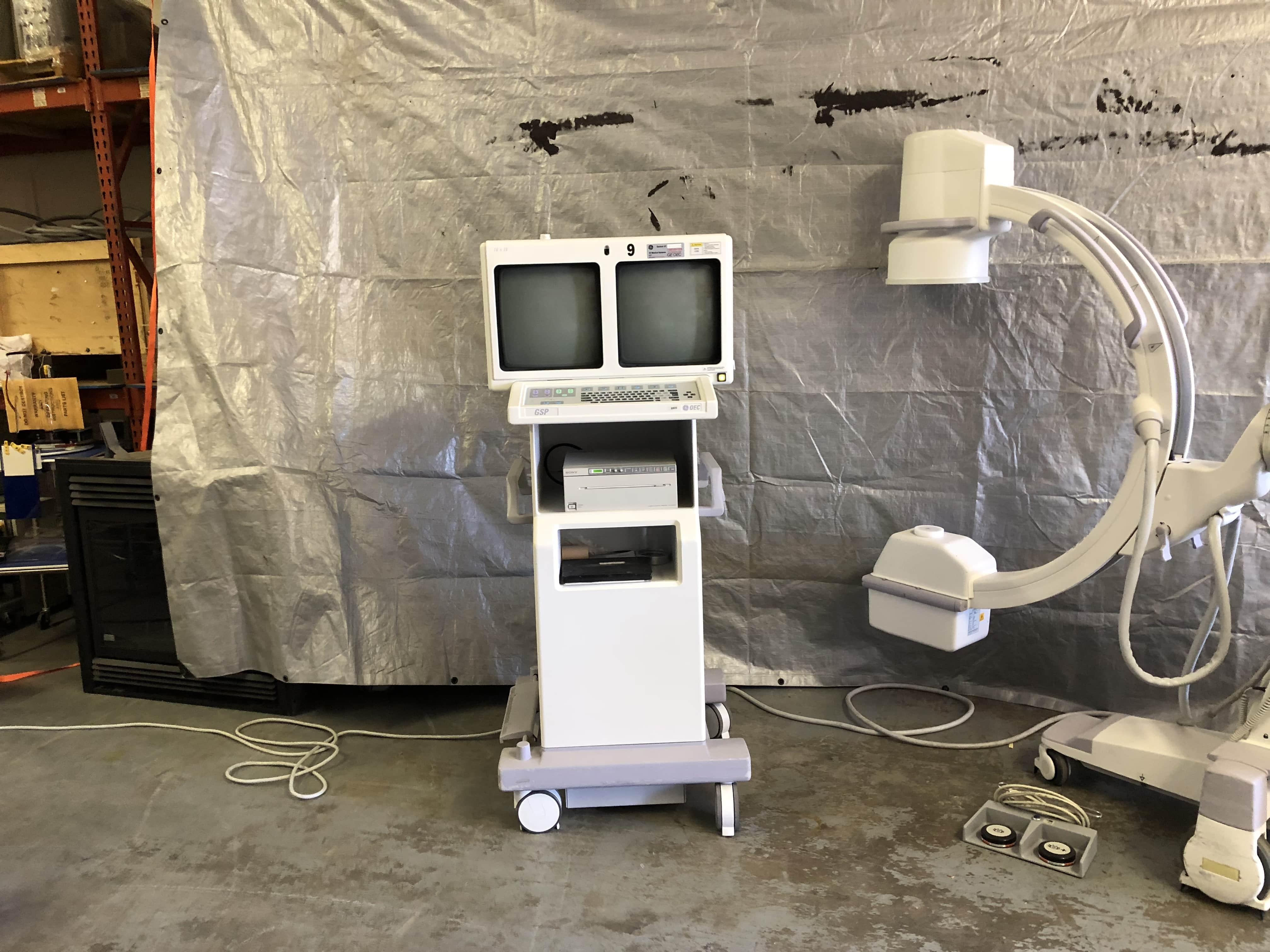 OEC C-Arm 8800 with FlexView