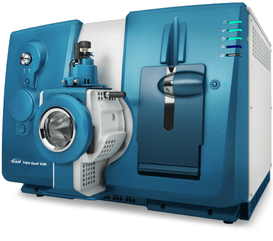 AB Sciex Triple Quad 4500 LC-MS/MS System