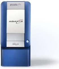 ABAXIS Piccolo Xpress Chemistry Analyzer
