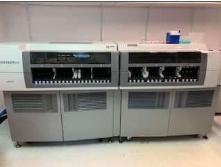 Abbott Architect Ci4100 Chemistry Analyzer