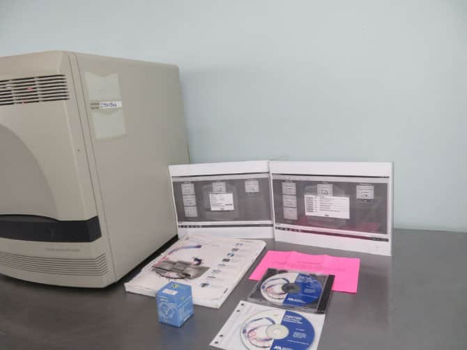 ABI 7500 Fast Real-Time PCR System with Warranty