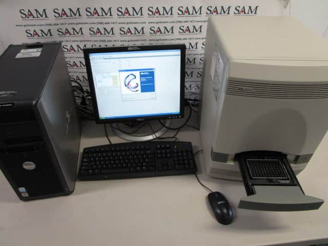 Applied BioSystems 7500 Real Time PCR