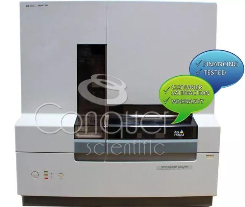 Applied Biosystems HITACHI ABI PRISM 3130 Genetic Analyzer