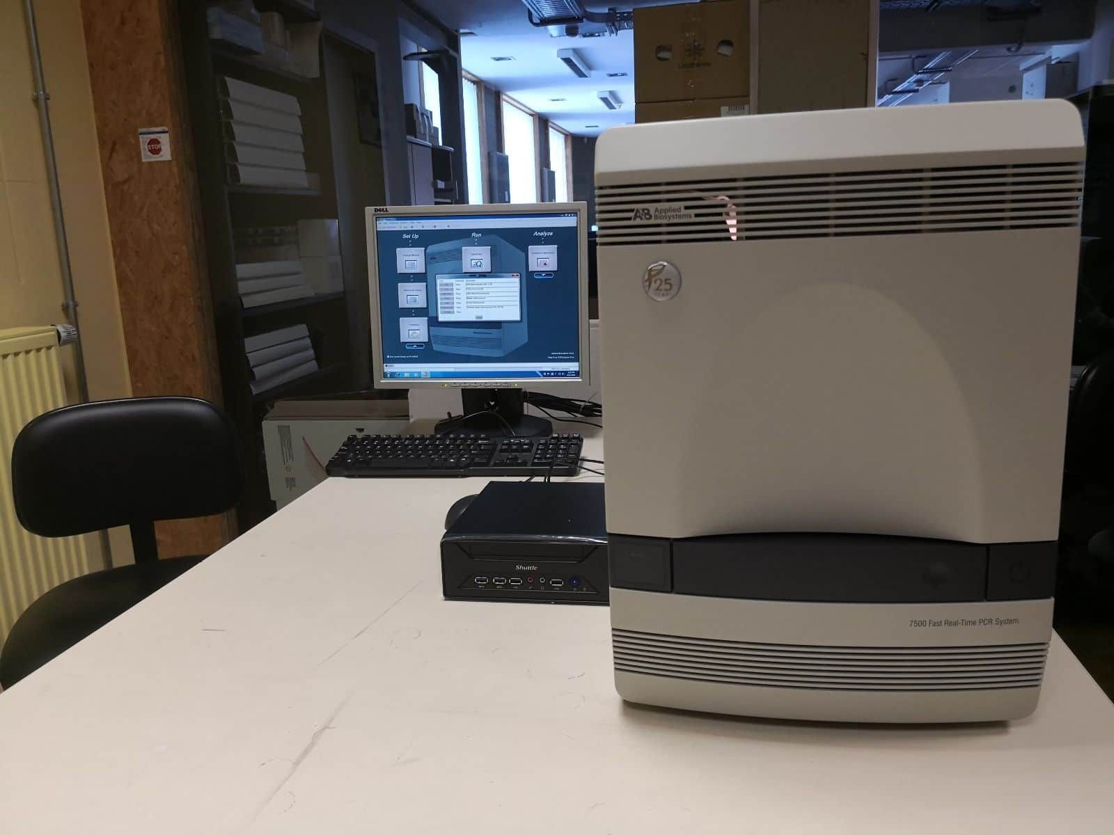 ABI 7500 FAST Real-Time PCR - with Warranty