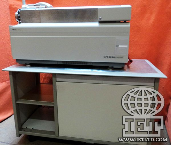 Refurbished Sciex ABI/API 4000