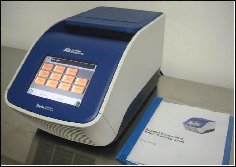 Applied Biosystems Veriti 96 Thermal Cycler  w WARRANTY