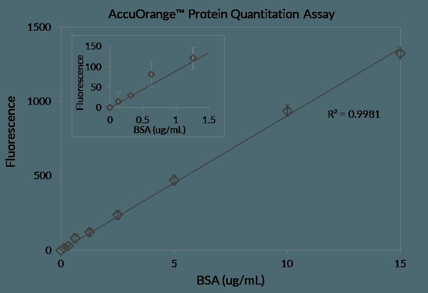 AccuOrange™ Protein Quantitation Kit
