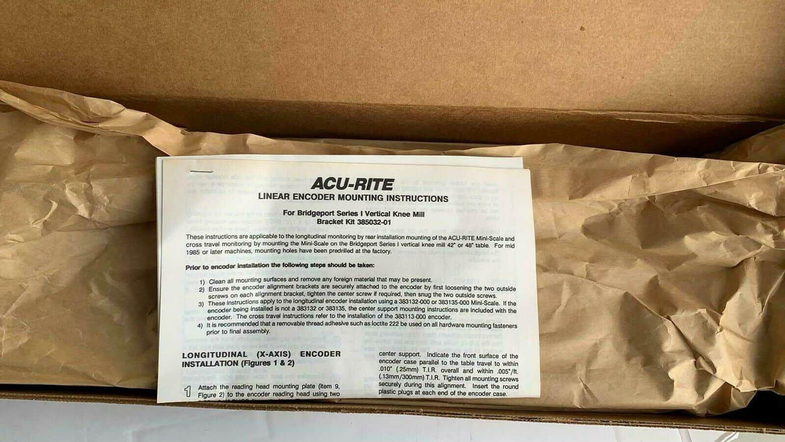 Acu Rite Bracket Kit 38-50-32-01