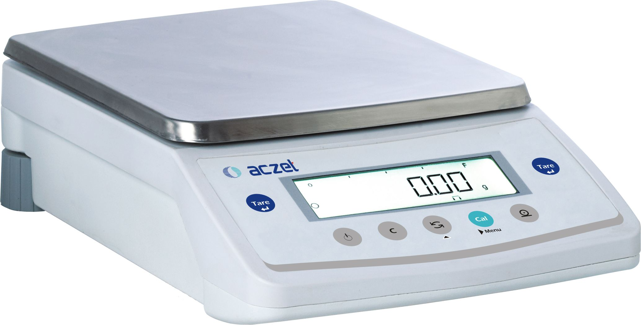 ACZET CY 6101C SERIES PRECISION BALANCE with LCD DISPLAY