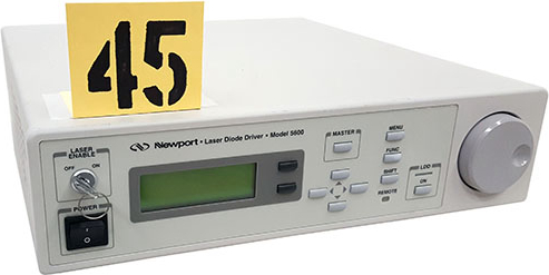 Newport 5600-65 Test and Electronics High Power Laser Diode Driver.