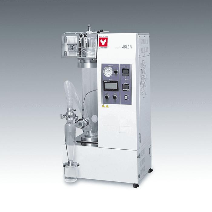 Yamato ADL311SA Compact and Economical Spray Dryer