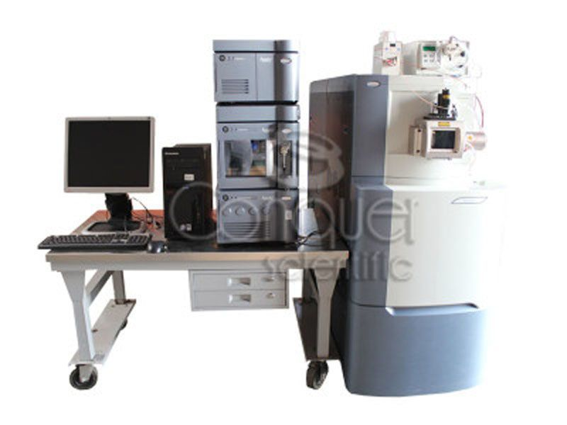 Waters Acquity UPLC/UHPLC with Synapt HDMS LCMSMS System for sale - Conquer Scientific Lab Equipment