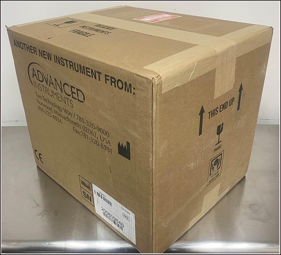NEW Advanced Instruments Osmometer Osmo1 w WARRANTY