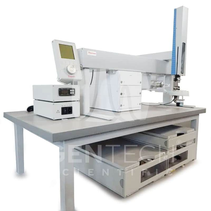 PAL Autosampler with 1100 LC System with Quaternary Pump & VWD
