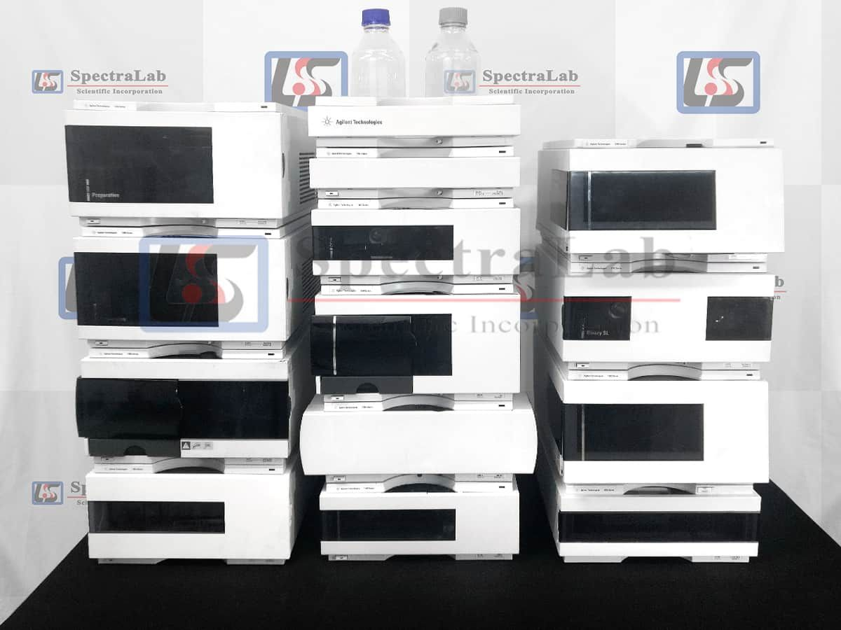 Agilent 1200 Series HPLC Systems | For Sale | Labx Ad 11487584