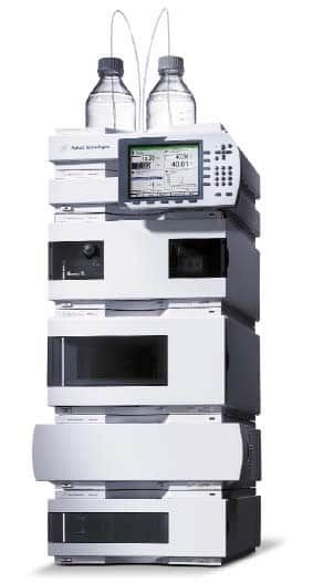 Agilent 1200 system- Certified with Warranty