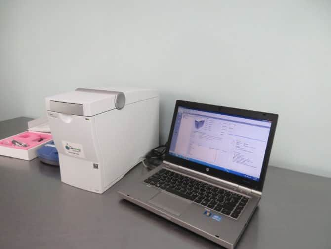 Agilent Bioanalyzer 2100 G2939A Electrophoresis System with Validations and Warranty