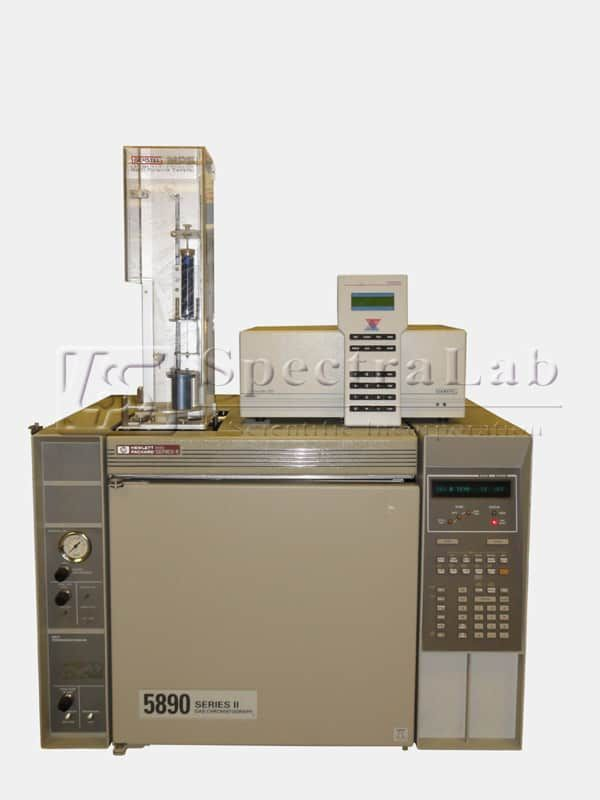 HP 5890 II GC with Gerstel Multi-purpose Sampler