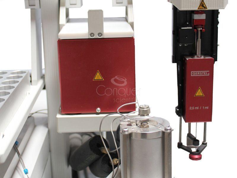 Agilent 5973N CI/EI Mass Selective Detector, 6890N Network GC System, CTC Analytics Leap Technologie