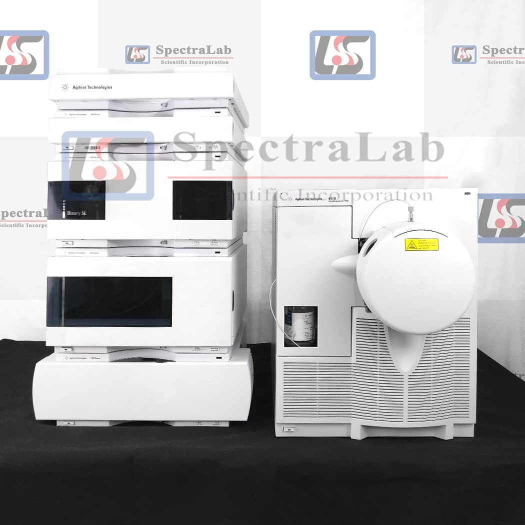 Agilent G6140A Quadrupole LC/MS with Agilent 1200 HPLC System