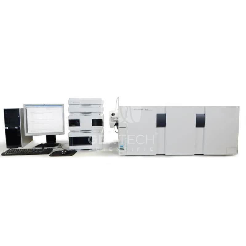 Agilent 6410 Triple Quad LC/MS with 1200 HPLC