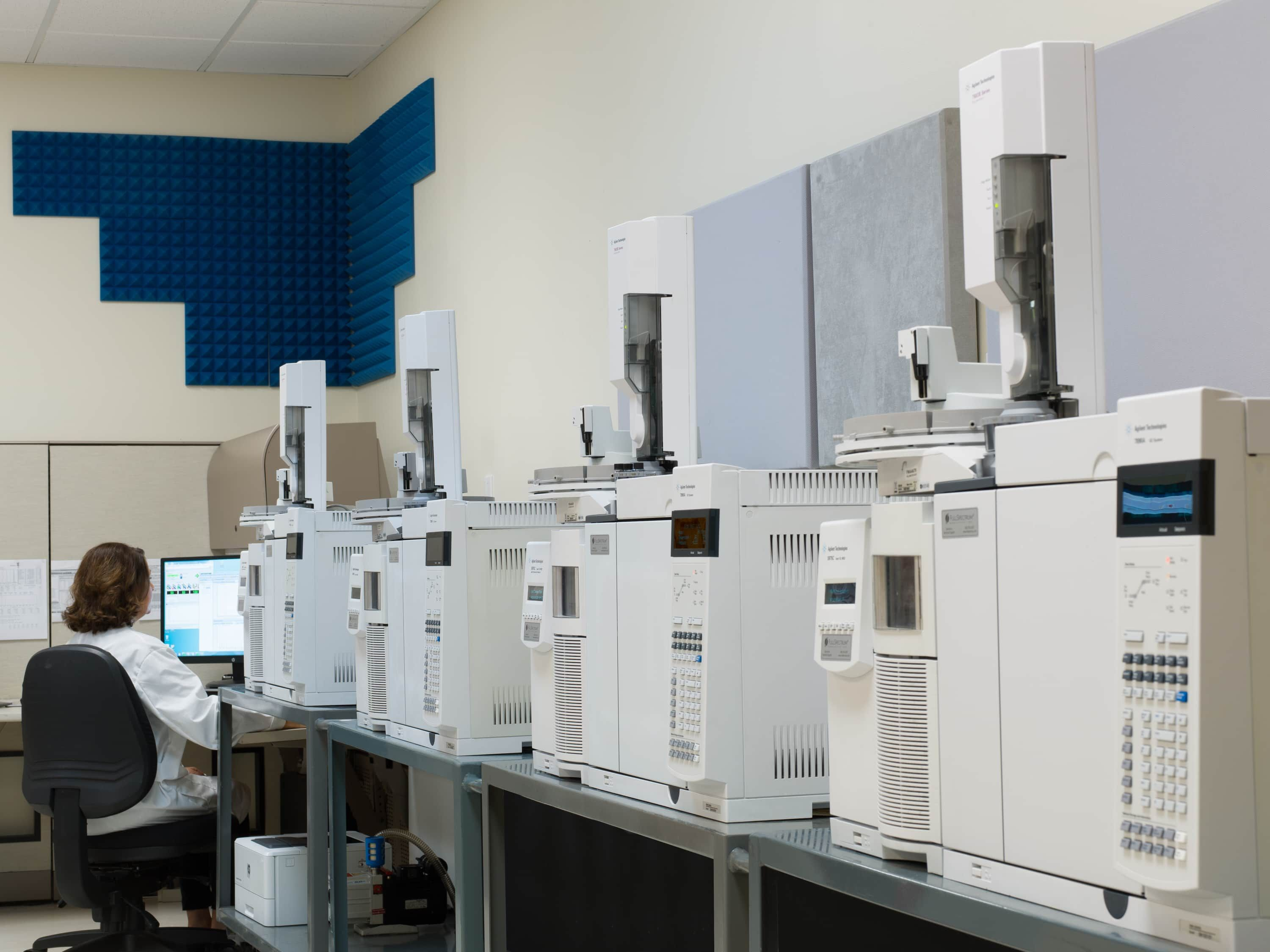 CANNABIS READY...Agilent 5975 MS with 7890A GC and 7683 ALS, 12-Month Warranty
