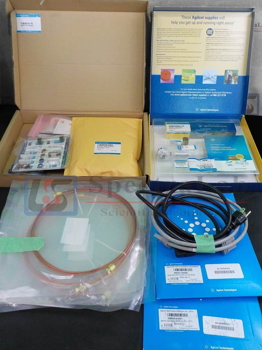 Agilent 7890A GC System with G4513A Injector