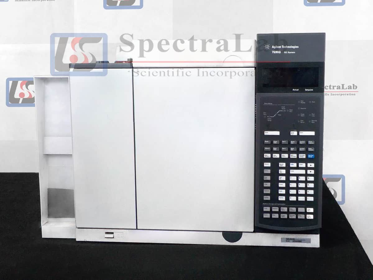 Agilent 7890B Gas Chromatograph with PID/ ELCD