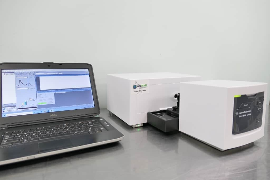 Agilent Cary 8454 UV-Vis Spectrophotometer with Warranty