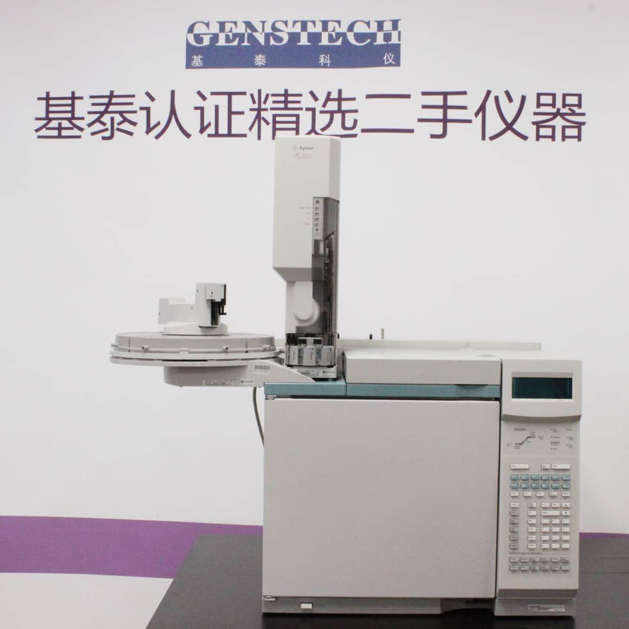 AGILENT 6890N Gas Chromatography