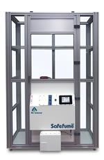 Air Science Safefume 360 Automatic Cyanoacrylate Fuming Chamber