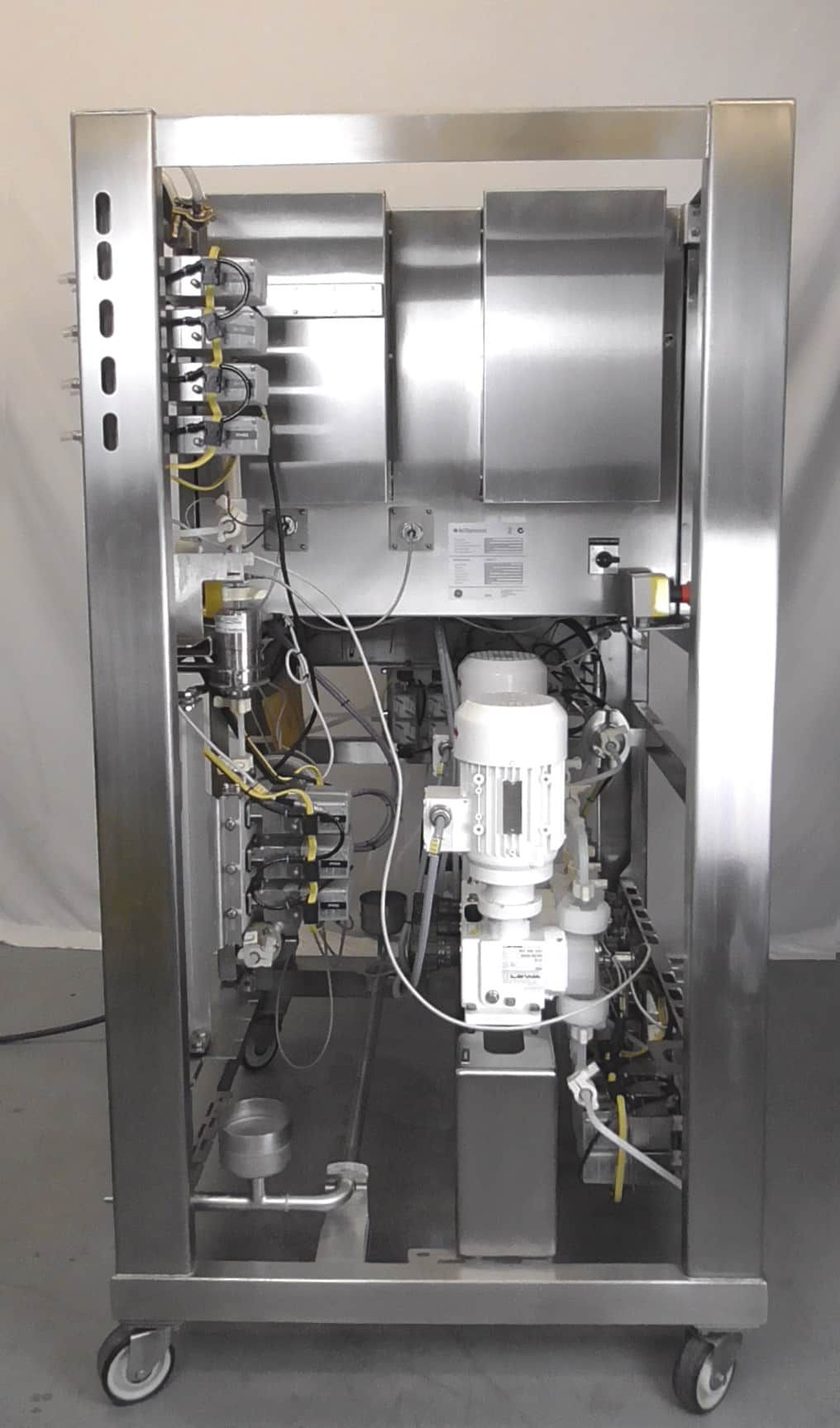 AKTA™ Process 6mm, Gradient, Polypropylene System with One-Year Warranty (Service Contract Available)