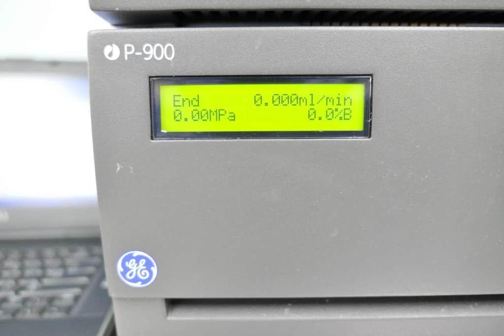 GE AKTA Purifier 10 FPLC System with Warranty