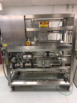 AKTA Process One-Inch, Gradient, Stainless Steel System with Warranty (Svc Contract Available)