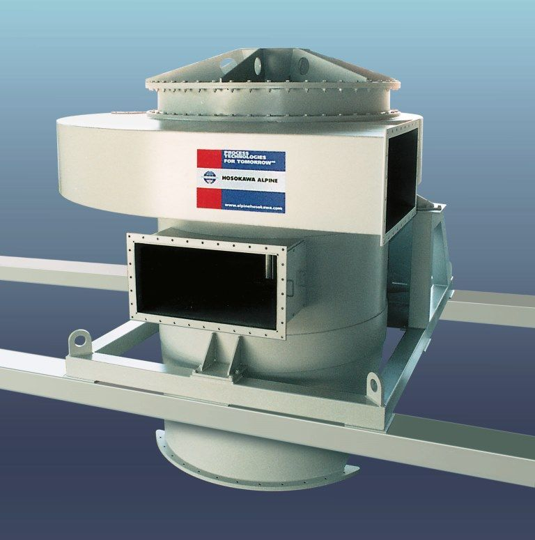 Hosokawa - ALPINE ASP STRATOPLEX AIR CLASSIFIER