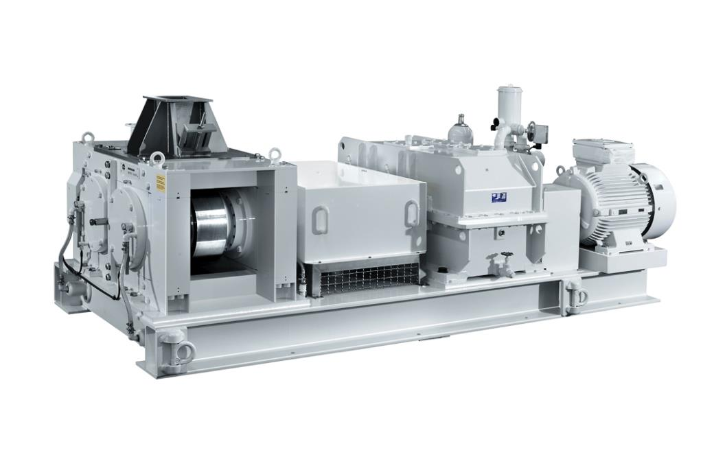 Hosokawa - ALPINE HIGH PRESSURE ROLLER MILL