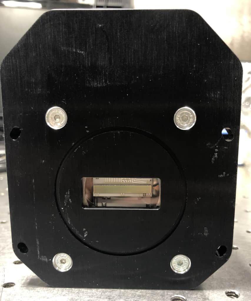 Andor CCD Linear Array Model DR 324B
