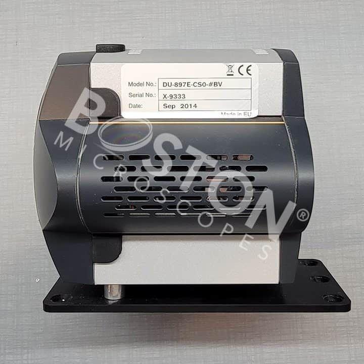 Andor IXon 3 DU-897E-CSO-#BV Back Illuminated EMCCD Monochrome Camera