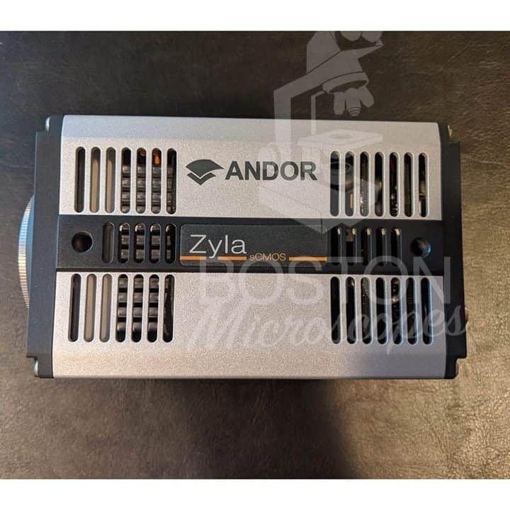 Andor Zyla 5.5 sCMOS Monochrome Microscope Camera