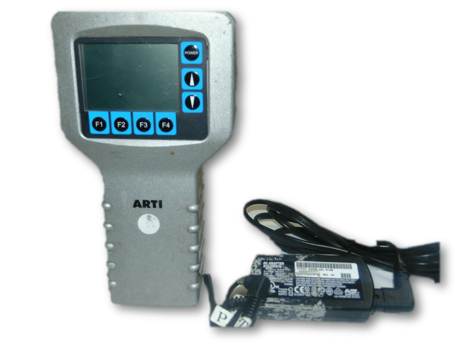 (2) ARTI HHPC-6 Hand Held Particle Counter Plus Chargers