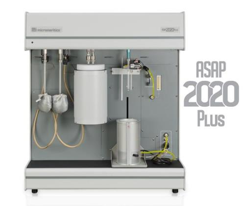 ASAP 2020 Plus Chemisorption